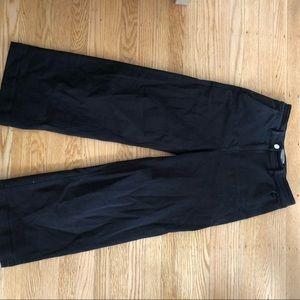 Everlane Wide Crop Pants
